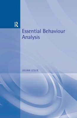 Essential Behaviour Analysis