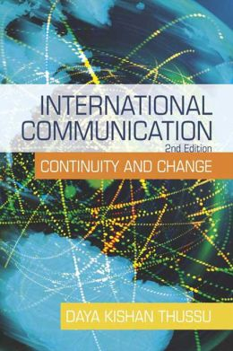 International Communication: Continuity and Change