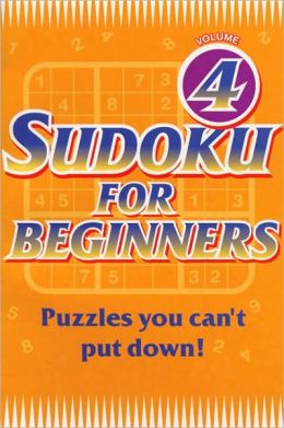 Sudoku for Beginners 4