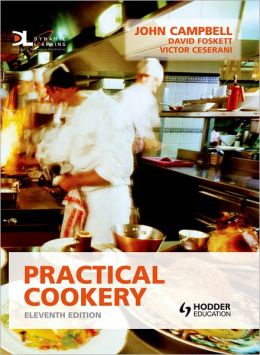 Practical Cookery with Dynamic Learning DVD: 11th edition