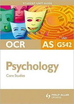 Core Studies