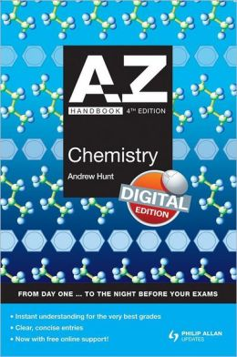A-Z Chemistry Handbook Digital Edition 4th edition