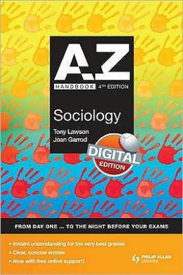 A-Z Sociology Handbook: Digital Edition 4th edition