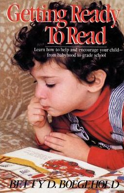 Getting Ready to Read (The Bank Street College of Education Child Development Series)