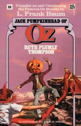 Jack Pumpkinhead of Oz (Oz Series #23)