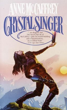 Crystal Singer (Crystal Singer Series #1)