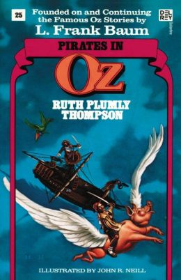 Pirates in Oz (Oz Series #25)
