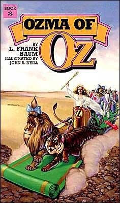 Ozma of Oz (Oz Series #3)