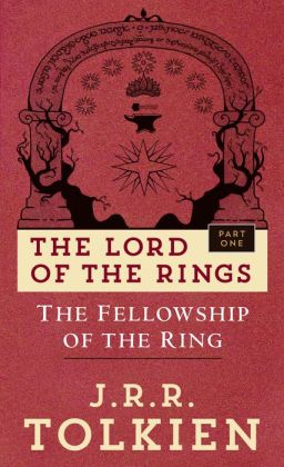 Fellowship of the Ring (Lord of the Rings Trilogy #1 - Movie Art Cover)
