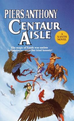 Centaur Aisle (Magic of Xanth #4)