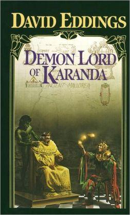 Demon Lord of Karanda (Malloreon Series #3)