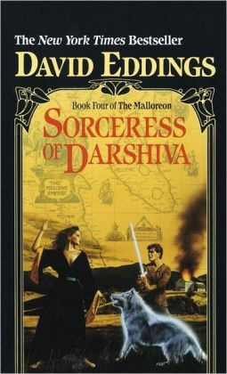 Sorceress of Darshiva (Malloreon Series #4)