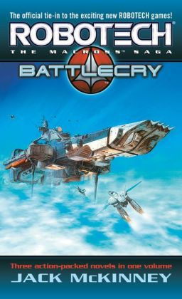 Robotech 3-in- 1: Genesis; Battle Cry, Homecoming