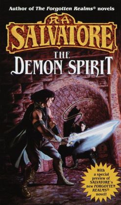 The Demon Spirit (DemonWars Series #2)