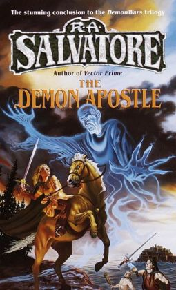 The Demon Apostle (DemonWars Series #3)