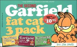 Second Garfield Fat Cat 3-pack: Garfield Weighs In; Garfield Takes the Cake; Garfield Eats His Hear Out