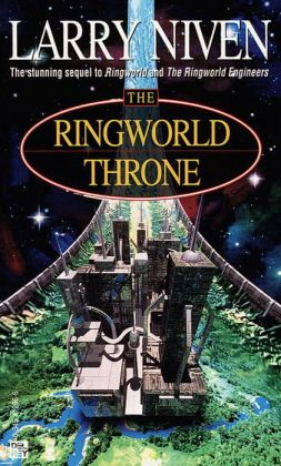 The Ringworld Throne (Known Space Series)