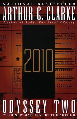 2010: Odyssey Two (Space Odyssey Series #2)