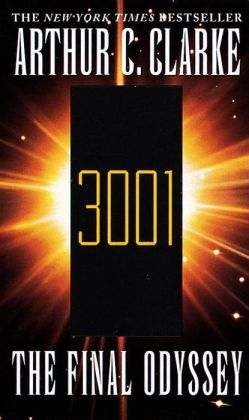 3001: The Final Odyssey (Space Odyssey Series #4)