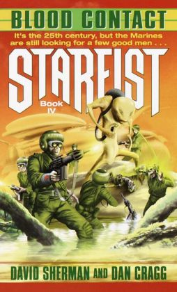 Blood Contact (Starfist Series #4)