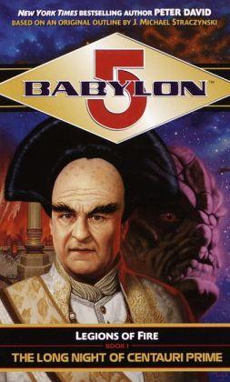 Babylon 5 - The Legions of Fire - The Long Night of Centauri Prime