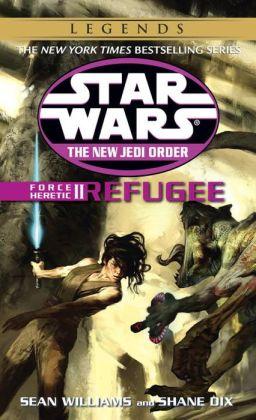 Star Wars The New Jedi Order #16: Force Heretic II: Refugee
