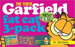Tenth Garfield Fat Cat 3-Pack