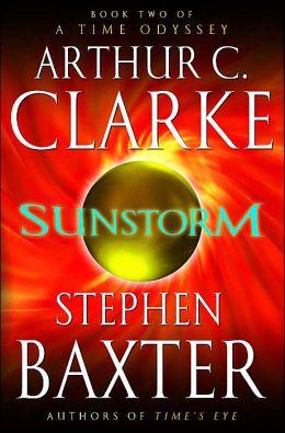 Sunstorm (Time Odyssey Series #2)