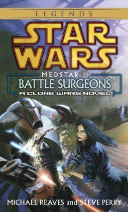 Star Wars MedStar #1: Battle Surgeons