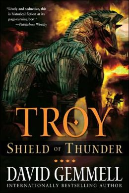 Shield of Thunder (Troy Series #2)