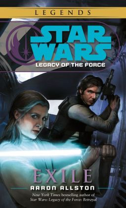 Star Wars Legacy of the Force #4: Exile