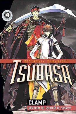 Tsubasa: RESERVoir CHRoNiCLE, Volume 4