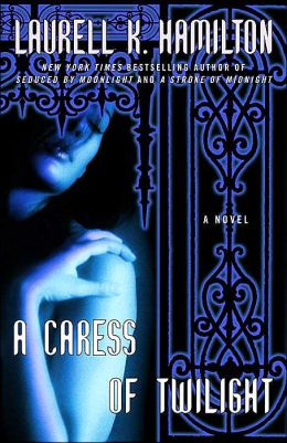 A Caress of Twilight (Meredith Gentry Series #2)