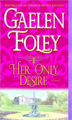 Her Only Desire (Spice Trilogy Series #1)