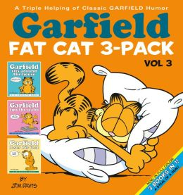 Garfield Fat Cat 3-Pack: A triple helping of classic Garfield humor Vol. 3