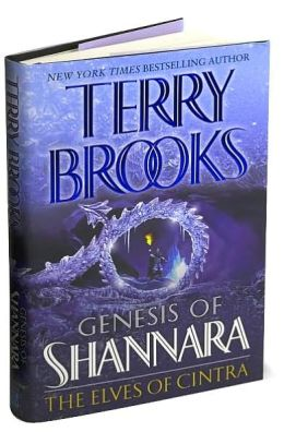 The Elves of Cintra (Genesis of Shannara Series #2)