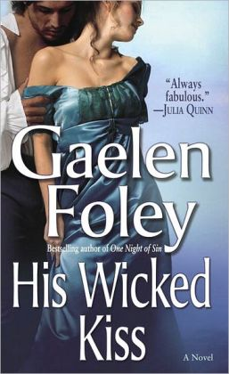 His Wicked Kiss (Knight Miscellany Series #7)
