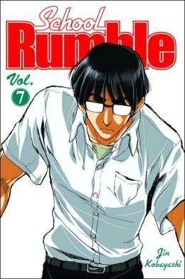 School Rumble Volume 7