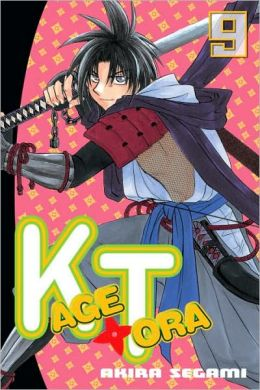 Kagetora, Volume 9