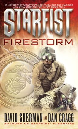 Firestorm (Starfist Series #12)