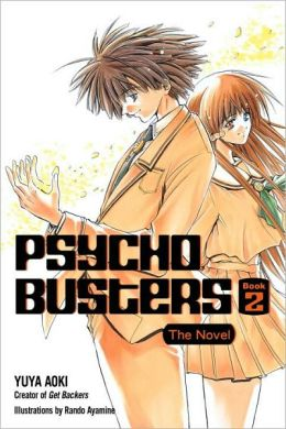 Psycho Busters: The Novel, Book 2