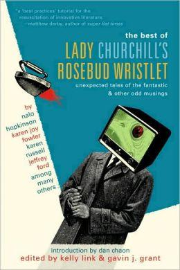 Best of Lady Churchill's Rosebud Wristlet