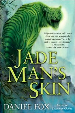 Jade Man's Skin (Moshui, the Books of Stone and Water Series #2)