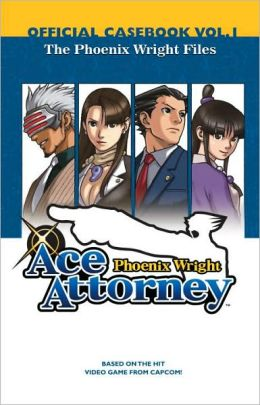 Phoenix Wright, Ace Attorney: Official Casebook, Volume 1