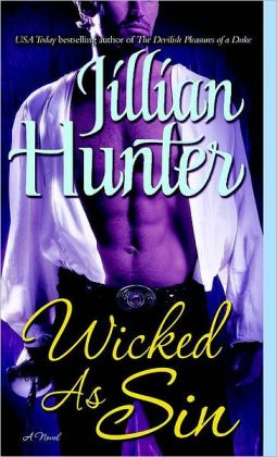 Wicked As Sin (Boscastle Family Series #7)