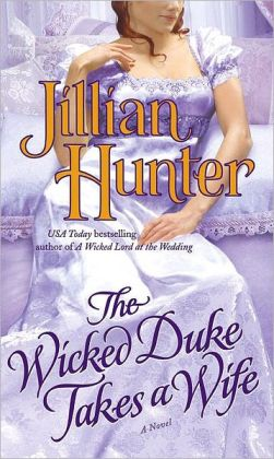 The Wicked Duke Takes a Wife (Boscastle Family Series #9)
