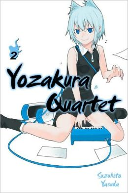 Yozakura Quartet, Volume 2