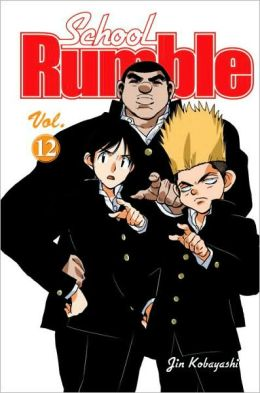 School Rumble, Volume 11