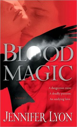 Blood Magic (Wing Slayer Hunter Series #1)