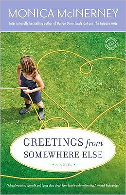 Greetings from Somewhere Else by Monica McInerney ...